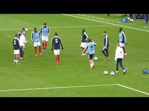 Kylian Mbappé ● Olivier Giroud ● Samuel Umtiti ● France vs Islande  2019