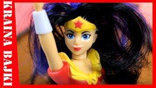 BAJKA Happy Meal Smerfy Poszukiwacze Zaginionej Wioski vs DC SuperHero Girls   PIKNIK Z WONDER WOMAN