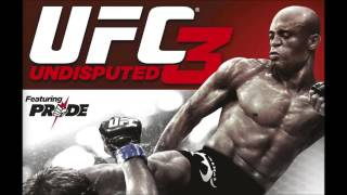 ufc undisputed 3 theme song main menu
