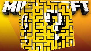 Minecraft Modded Minigame: LUCKY BLOCK MAZE! - w/Preston & Friends