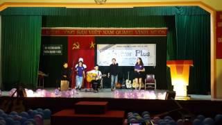 Bài ca tuổi trẻ acoustic - Clb guitar DH Y DƯỢC Thái Nguyên