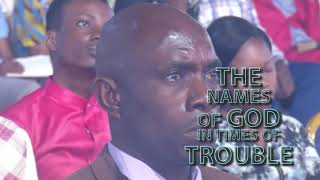 Apostle Johnson Suleman reveals the names of God in times of trouble