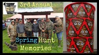 Dirt Digging PA Spring Hunt Memories 2017