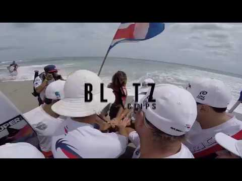 Costa Rica Surf Team ISA World Games