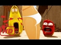 Cartoon funny LARVA   THE LARVA GIRLS  Cartoon Full Movie  Cartoons For kiss part 50