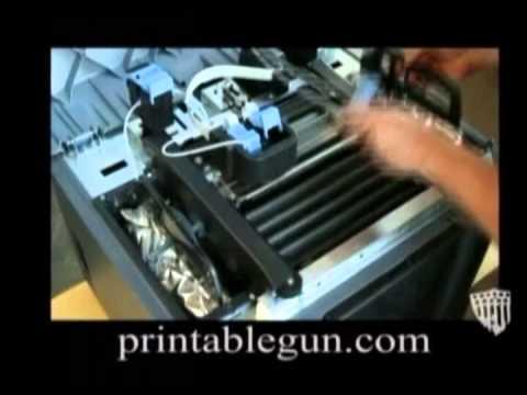 Cмотреть онлайн Госдепартамент США против чертежей доступного пластикового оружия