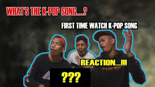 BTS MIC DROP NON KPOP FANS FIRST TIME REACTION (Indonesia)