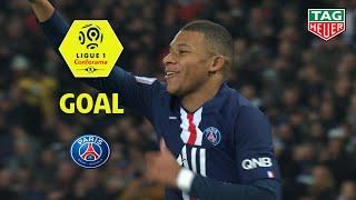 Goal Kylian MBAPPE (32') / Paris Saint-Germain - Olympique de Marseille (4-0) (PARIS-OM) / 2019-20