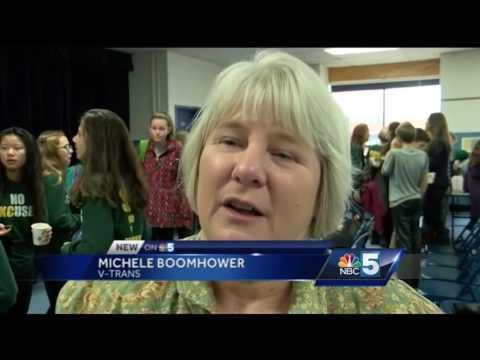 """Way to Go"" Vermont, Shelburne Community School wins program"
