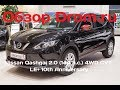 Nissan Qashqai 2017 2.0 (144 л.с.) 4WD CVT LE+ 10th Anniversary - видеообзор
