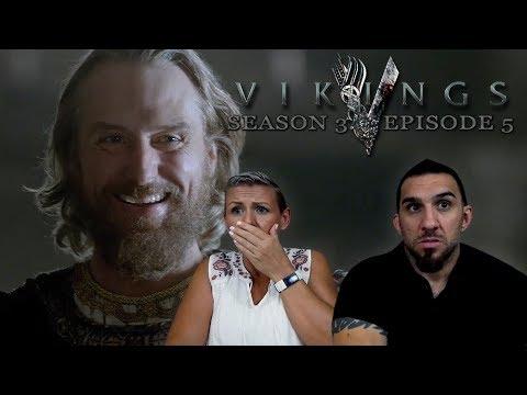 Vikings Season 3 Episode 5 'The Usurper' REACTION!!