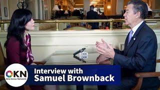 종교의 자유,  우리 모두 힘써야 합니다, 샘 브라운백…