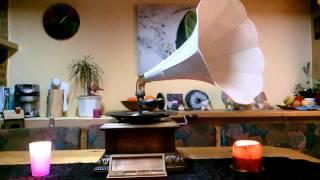 Kaiser Walzer 2 Teil - Marek Weber - Joh. Strauß - Grammophon 78 Rpm