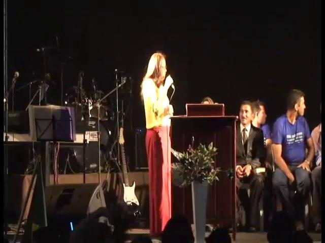 Isabella Hêmilli, festa do evangelho 2015 em Bom Jesus do Araguaia MT