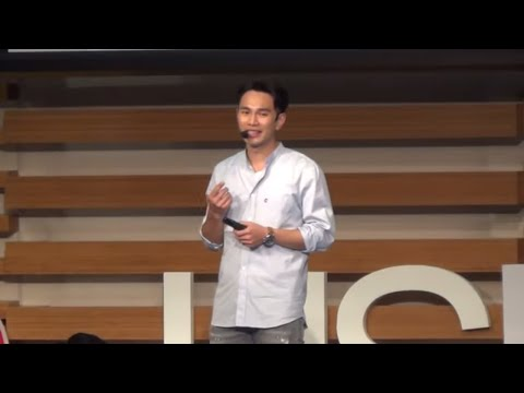Importance of walking, and three friends you'll find along the way | Jonathan WONG (王梓軒) | TEDxHSUHK