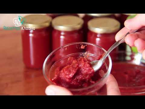 تحضيرات رمضان: مركز الطماطم