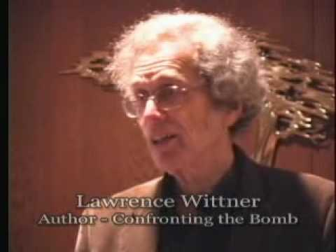 Talk - Lawrence Wittner - A Short History of the World Nuclear Disarmament Movement