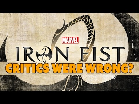 Critics WRONG About Marvel's Iron Fist? - The Know TV News