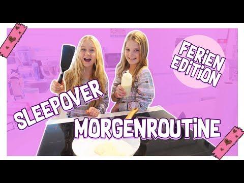 BFF Morgenroutine Sleepover | MaVie Noelle