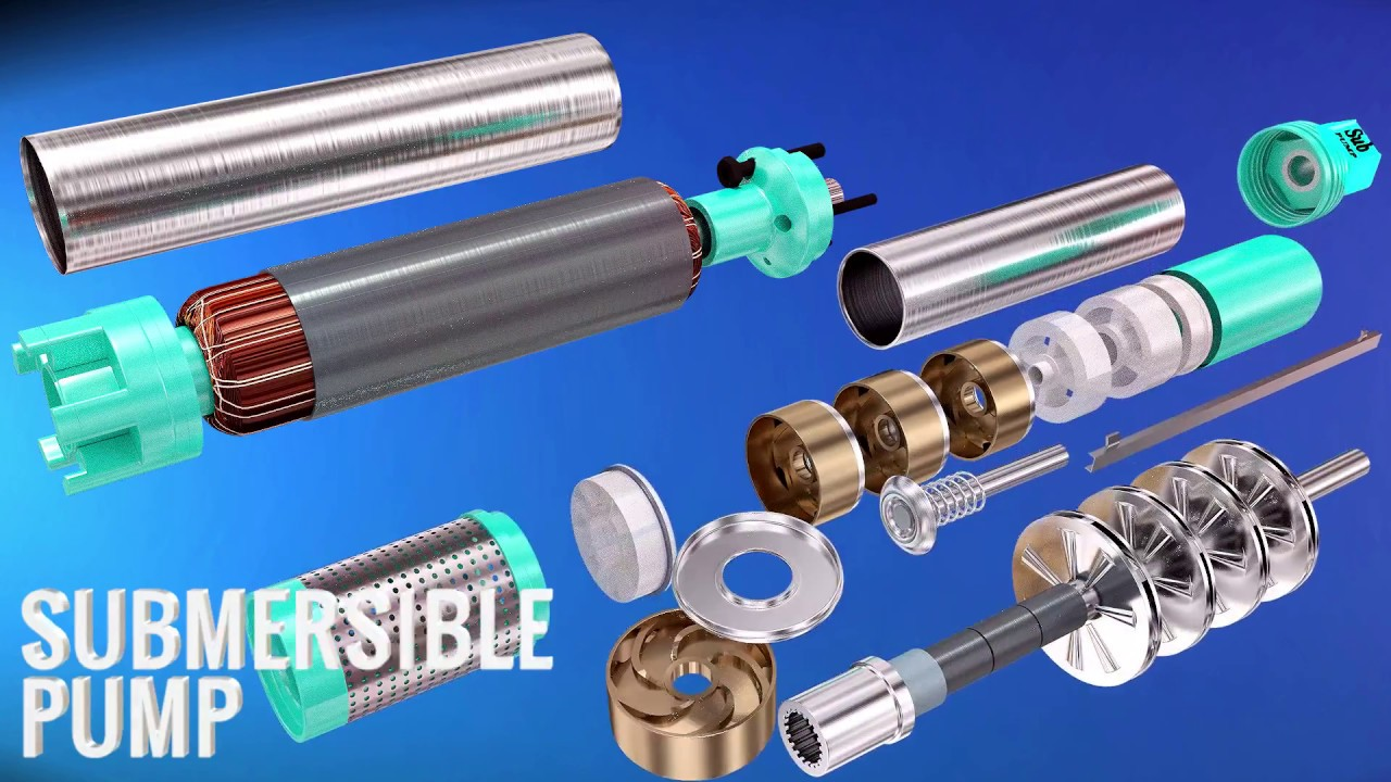 small resolution of how do submersible pumps work