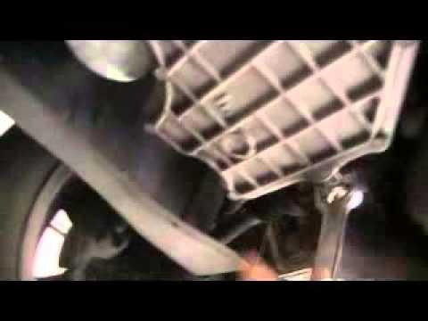How to change the oil on a 2008 Dodge Avenger V6 3.5 - YouTube