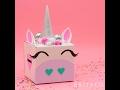 How To Diy A Unicorn Valentines Box