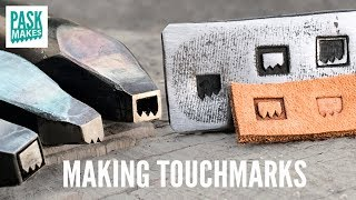 Making Blacksmith Touchmarks