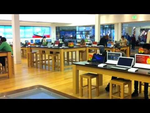 Microsoft Store Tour