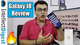 Samsung Galaxy J8 Review With 5 Reasons To Buy And 4 Reason To Not Buy | Intellect Digest