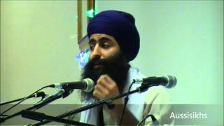 Bhai Sukha Singh UK Australia Tour - Brisbane Sikh Temple 20.08.12 Monday Night Divaan