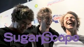 5SOS, The Vamps and Olly Murs perform the ultimate version of Jingle Bell Rock