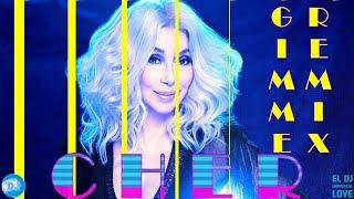 CHER - GIMME! GIMME! GIMME! (A Man After Midnight) [REMIX]