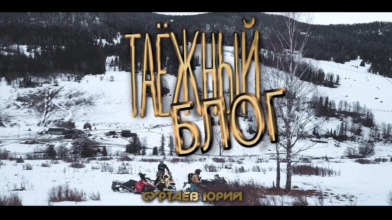 Покатушки на снегоходах/ Горный Алтай/ Таёжный блог/ BRP