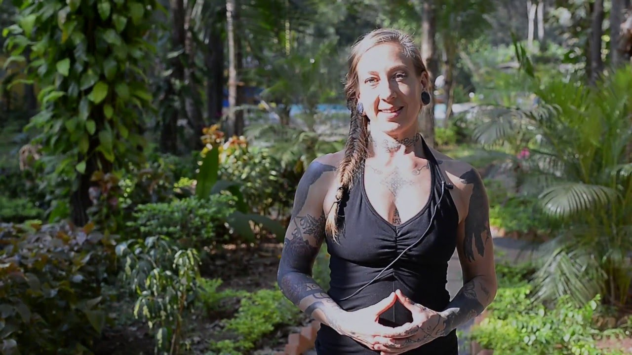 Ashtanga Yoga - Preparing to Press into Handstands