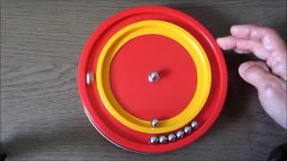 ガウス加速器 4 号  円形連続タイプ : gauss accelerator in a circle thumbnail