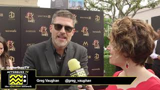 Greg Vaughan Interview | 2019 Daytime Emmy Awards