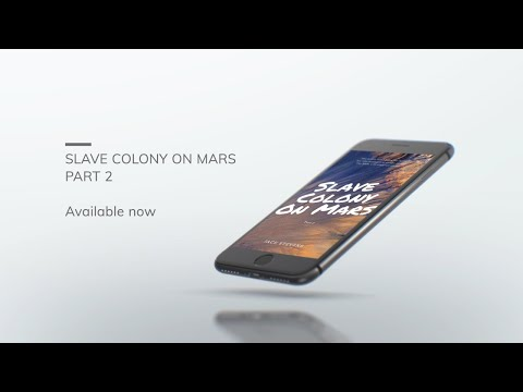 SLAVE COLONY ON MARS PART 2 Audiobook Reading