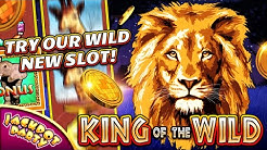 King of the Wild Major Bonus Round Win!