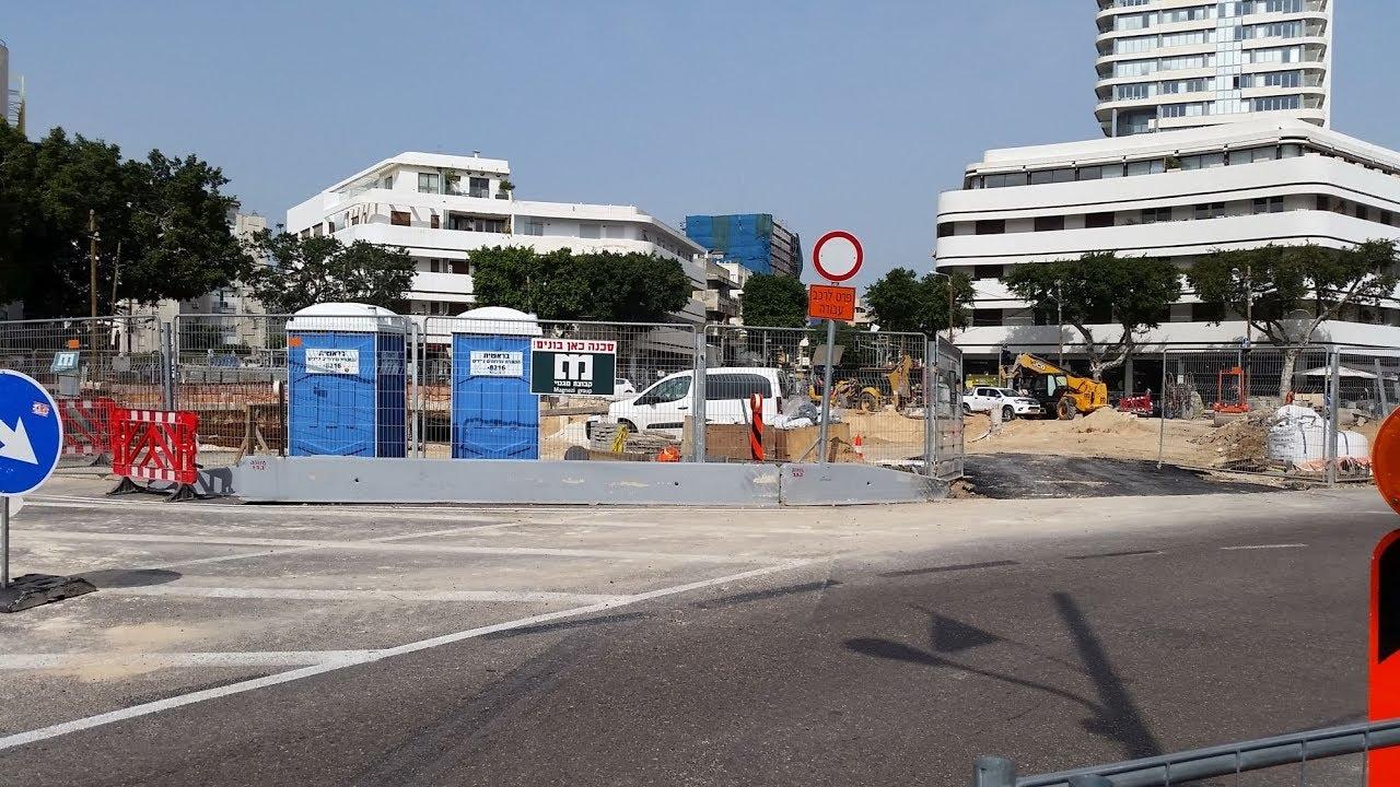 Dizengoff Square Tel Aviv Renovation Update 16.2.2018