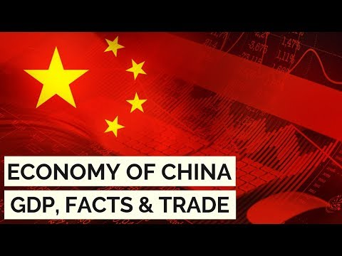 The Economy of China: GDP, Facts & Trade 🇨🇳