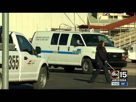 Three injured in explosion at Phoenix-Mesa Gateway Airport