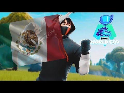 ¿Estoy Listo Para Representar México En Fortnite?