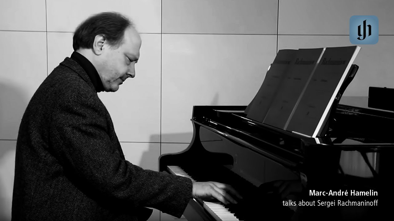 Marc-André Hamelin talks about Sergei Rachmaninoff