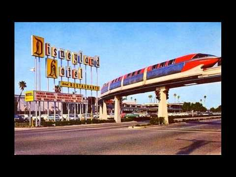 Disney's The Monorail Song- All Three Variants