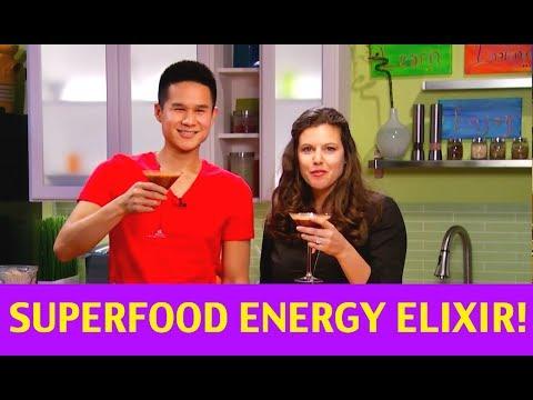 SuperFood Energy Elixir!
