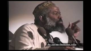 Louis Farrakhan and the Nation of Islam - Siraj Wahhaj
