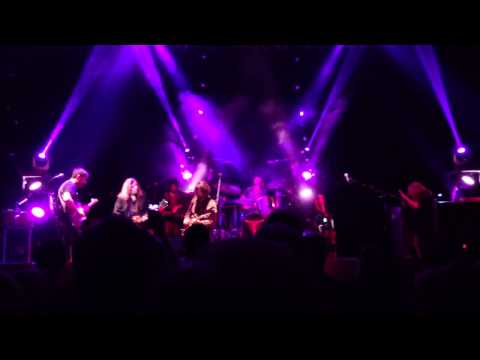 Grace Potter and the Nocturnals w/ Warren Haynes - Gimme Shelter - Beacon Theatre - 11-17-12