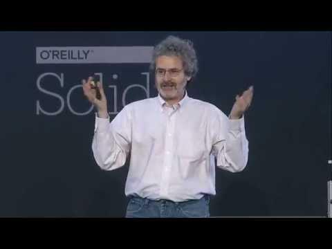 "Neil Gershenfeld: ""The Third Digital Revolution"" - Solid 2014 Keynote"