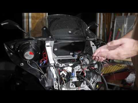 Victory Cross Country Stereo Wiring - YouTubeYouTube