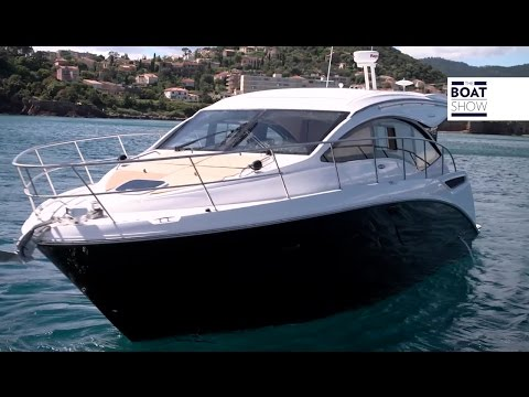 [ENG] SEA RAY 400 Sundancer  - 4K Review - The Boat Show
